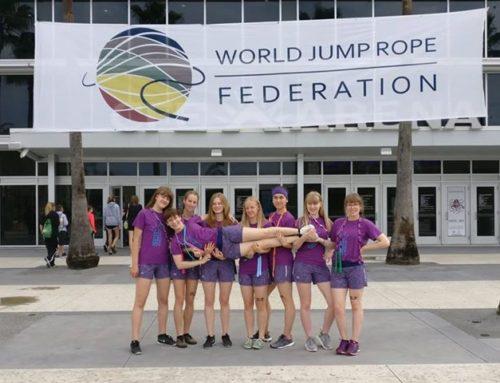 Rope Skipperinnen des TSV Einheit Süd erfolgreich bei der WM