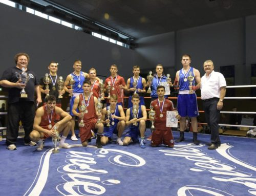 27. Internationales Chemnitzer Boxturnier