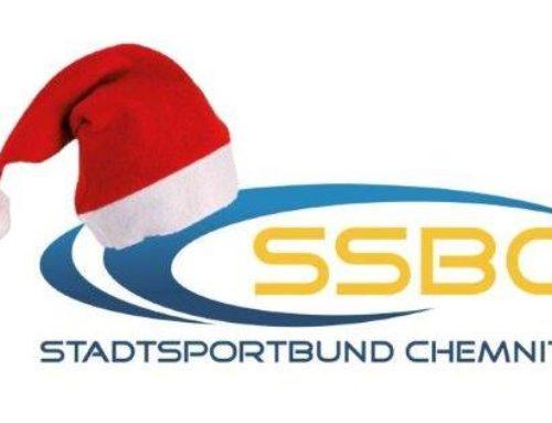 Weihnachten beim Stadtsportbund