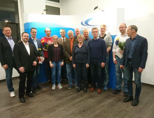 11. Stadtsporttag – SSBC wählt neues Präsidium