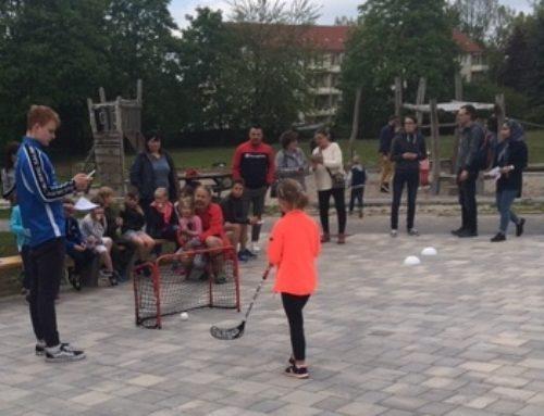 Sport im Hort – 4. Familiensportfest