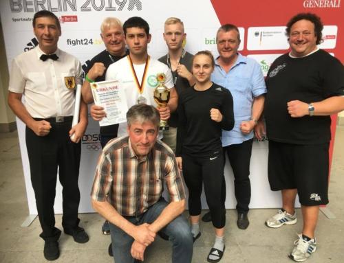 Deutsche Meisterschaften in Berlin – Mittendrin statt nur dabei