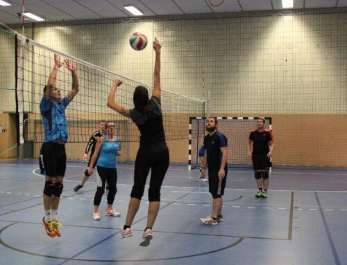 16. Volleyball-Nachtturnier