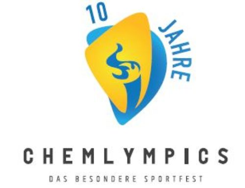 10. Chemlympics – save the date