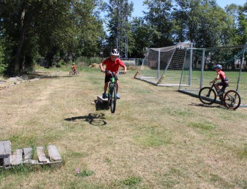 Ferienangebot: Radtour ein voller Erfolg