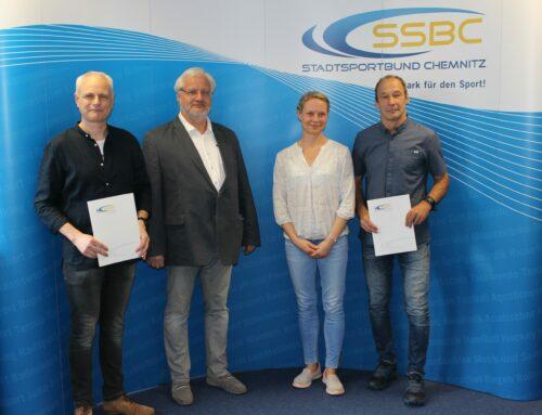 Musikbund und Stadtsportbund unterzeichnen Kooperationsvereinbarung